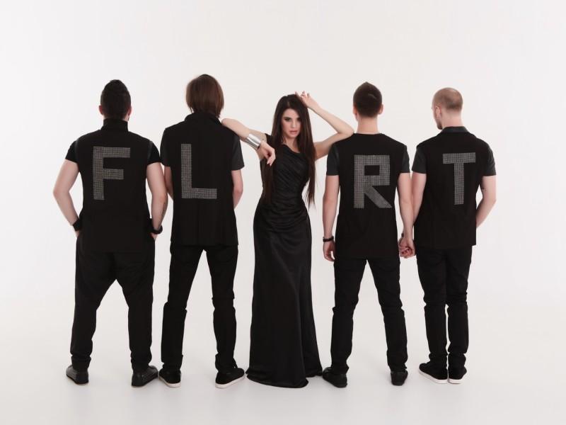 FLIRT cover band 5